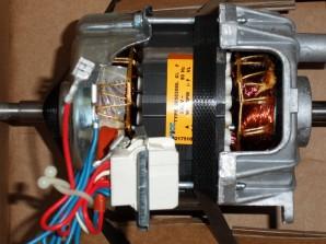 Motor, Trocknermotor