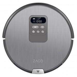 ZACO Saugroboter Beetles V80 silver grey