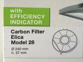 Kohlefilter Elica Modell 28, 9029793727