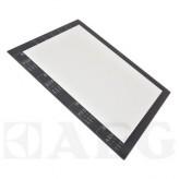 Innere Scheibe für Backofentüren - 542 x 402 mm